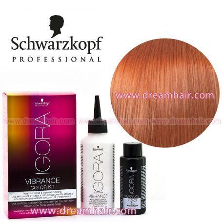 Schwarzkopf Igora Vibrance Kit 0-77