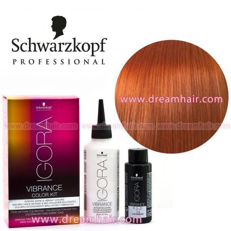 Schwarzkopf Igora Vibrance Kit 7-77
