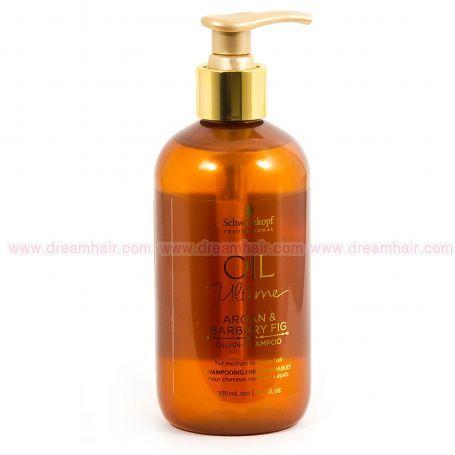 Schwarzkopf Oil Ultime Argan & Barbary Fig Shampoo 300ml