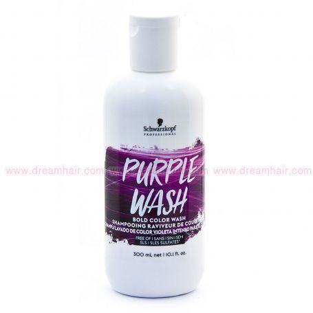 Schwarzkopf Purple Wash Shampoo 300ml