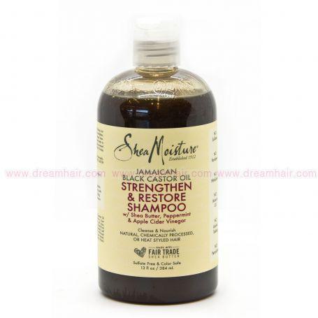 Shea Moisture Jamaican Black Castor Oil Shampoo 384ml