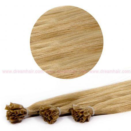 Nail Tip Hair Extension 50cm 25kpl 16#