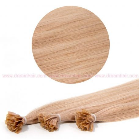 Nail Tip Hair Extension 30cm 25kpl 23#