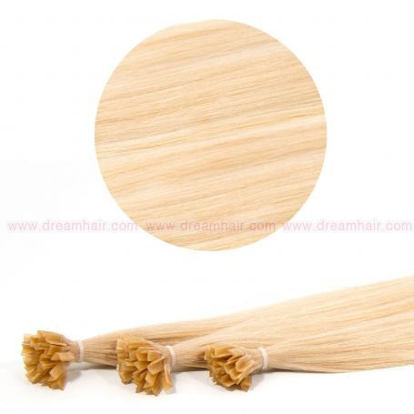 Nail Tip Hair Extension 40cm 25kpl 24#
