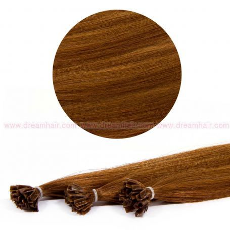 Nail Tip Hair Extension 50cm 25kpl 30#