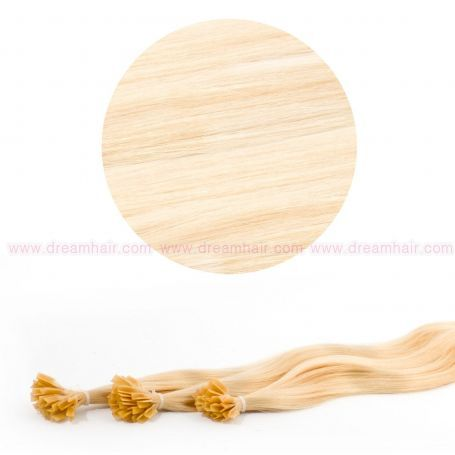 Nail Tip Hair Extension L-Wave 40cm 25kpl 613#