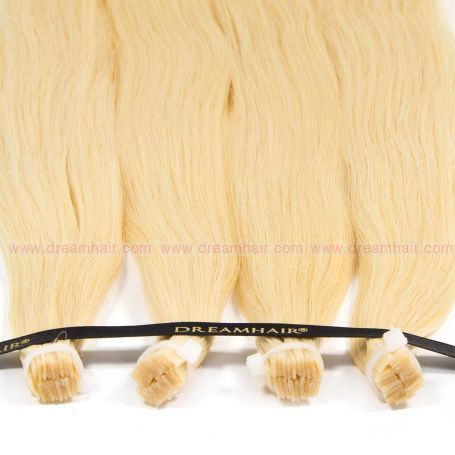 DreamHair Slavic Nail Tip Hair 25kpl / 25g / 50cm / 20#