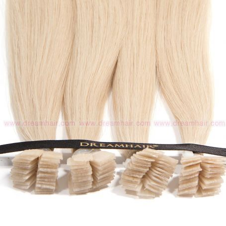 DreamHair Slavic Nail Tip Hair 25kpl / 25g / 50cm / 24#