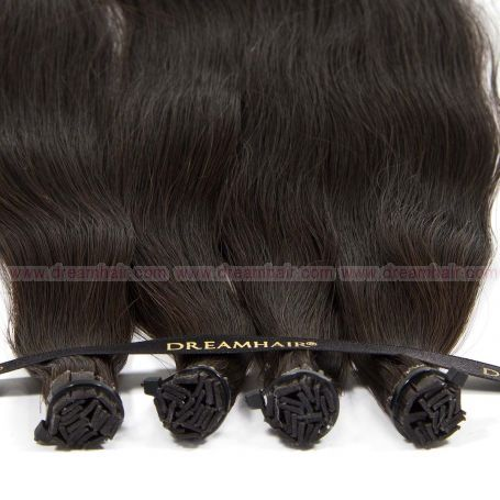 DreamHair Slavic Nail Tip Hair 25kpl / 25g / 50cm 4#