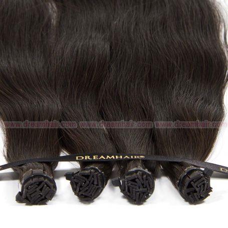 DreamHair Slavic Nail Tip Hair 25kpl / 25g / 45cm 4#
