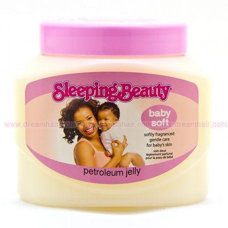 Sleeping Beauty Petroleum Jelly Baby Soft 500ml