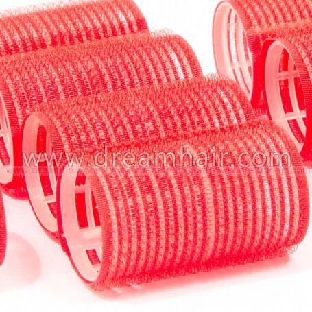 Tarrarullat 36mm Punainen 12kpl