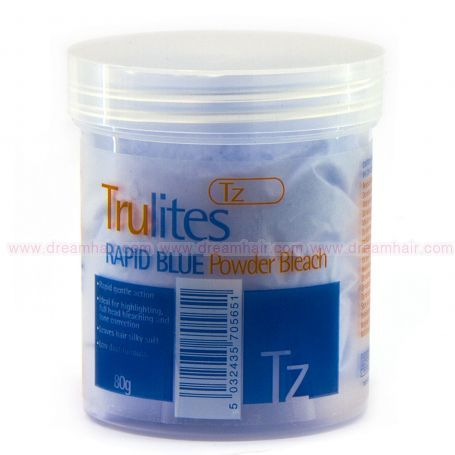 Trulites Blue Powder Bleach 80g