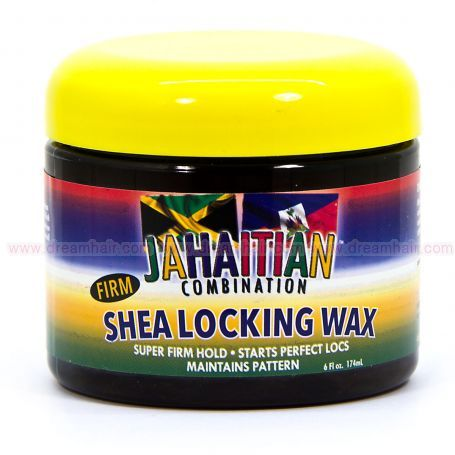 Jahaitian Combination Twist Out Firm Shea Locking Wax