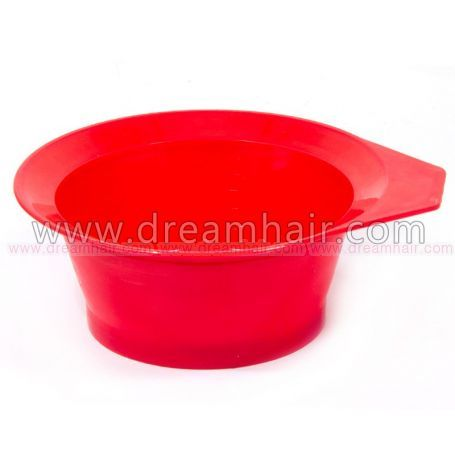 Mixing Bowl 400ml Red