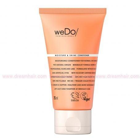 weDo Professional Moisture & Shine Conditioner 75ml