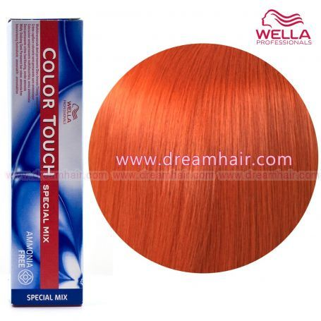 Wella Color Touch Demi Permanent Hair Color 60ml 0/34