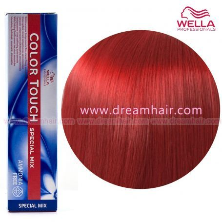 Wella Color Touch Demi Permanent Hair Color 60ml 0/45