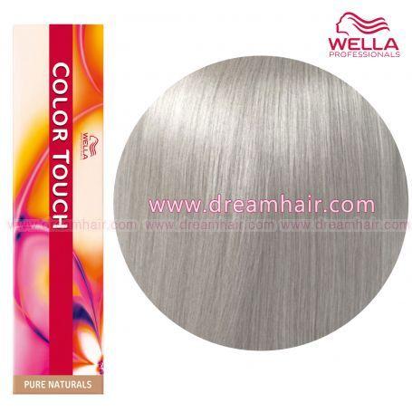 Wella Color Touch Demi Permanent Hair Color 60ml 10/81