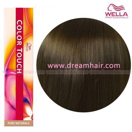 Wella Color Touch Demi Permanent Hair Color 60ml 5/0