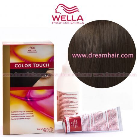 Wella Color Touch Demi Permanent Hair Color Home Kit 5/3
