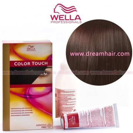 Wella Color Touch Demi Permanent Hair Color Home Kit 6/7