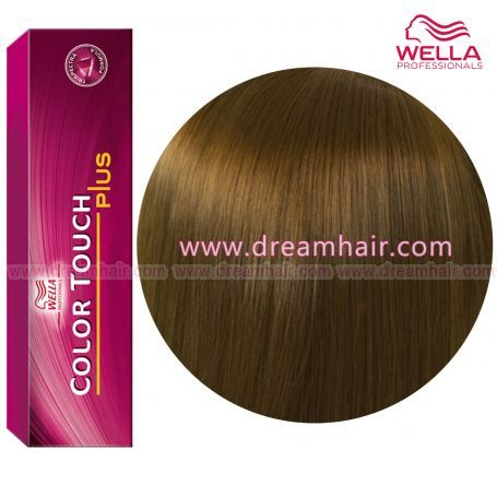 Wella Color Touch Demi Permanent Hair Color 60ml 77/07+