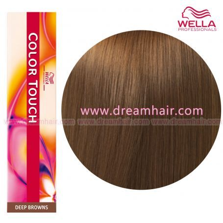 Wella Color Touch Demi Permanent Hair Color 60ml 8/71