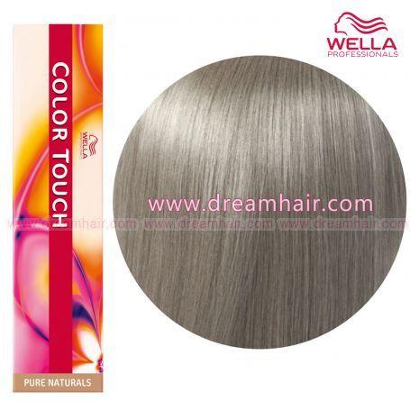 Wella Color Touch Demi Permanent Hair Color 60ml 8/81