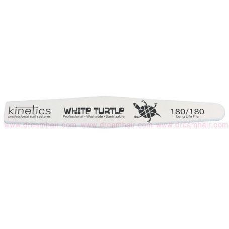 Kinetics File White Turtle for Professionals 180/180