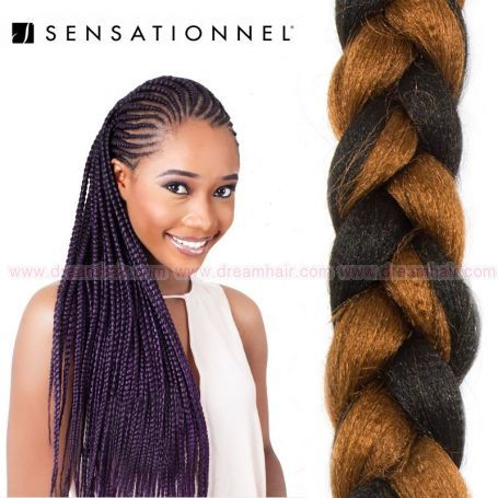 X-Pression Ultra Braid #1B/30
