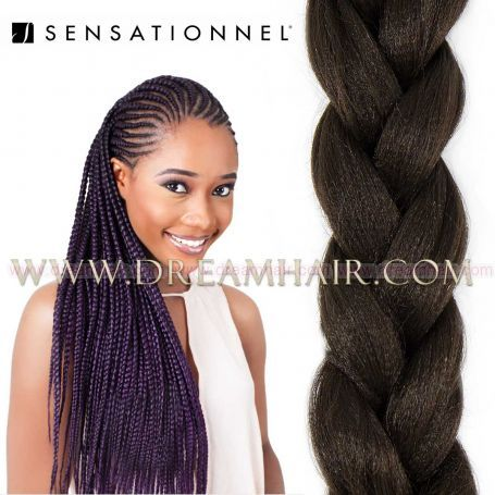 X-Pression Ultra Braid #4