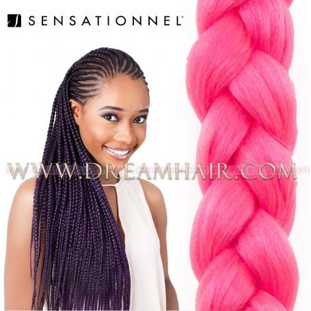 X-Pression Ultra Braid Pink
