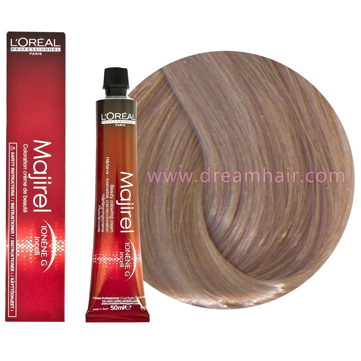 Loreal Majirel Blond 912 Loreal Majirel Permanent Hair Color