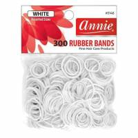 Rubber Bands White 300pcs
