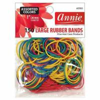 Rubber Bands Assorted 150pcs