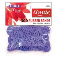 Rubber Band Purple 300pcs