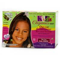Africa's Best Kids Organics No Lye Relaxer System Coarse