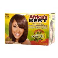 Africa's Best Herbal Intensive Dual Conditioning Relaxer System Regular