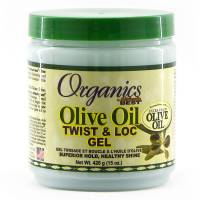 Africa's Best Organics Olive Oil Twist and Loc Gel 426g