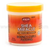 Africa Pride Shea Butter Miracle Bouncy Curls Pudding 425g