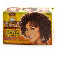 Africa Pride Shea Butter Miracle Texture Softening Relaxer