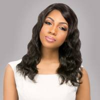 Bare & Natural Lace Wig Loose Deep Natural Color