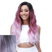 Bobbi Boss Lace Front Wig MBLF550 Daliss TTNAT/PRWT#