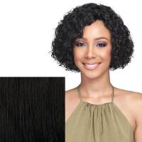 Bobbi Boss Premium Human Hair Wig MH1268 Dedra Natural Color