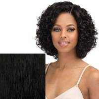 Bobbi Boss Human Hair Lace front Wig MHLF903 Melrose 1#