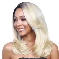 Bobbi Boss Lace Front Wig MLF135 Claudia TT1B/613