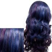 Bobbi Boss Lace Front Wig MLF199 Black Pearl OL/ETBLUE