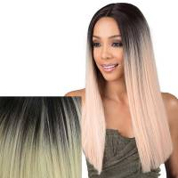Bobbi Boss Lace Front Wig MLF202 Yara Long TT4/8613