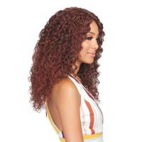 Bobbi Boss Lace Front Wig MLF325 Zelly T1B/Copper